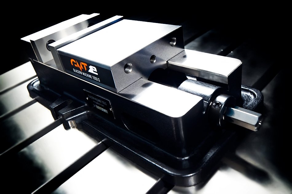 Glacern Machine Tools Gsv 550 5 Inch Standard Vise