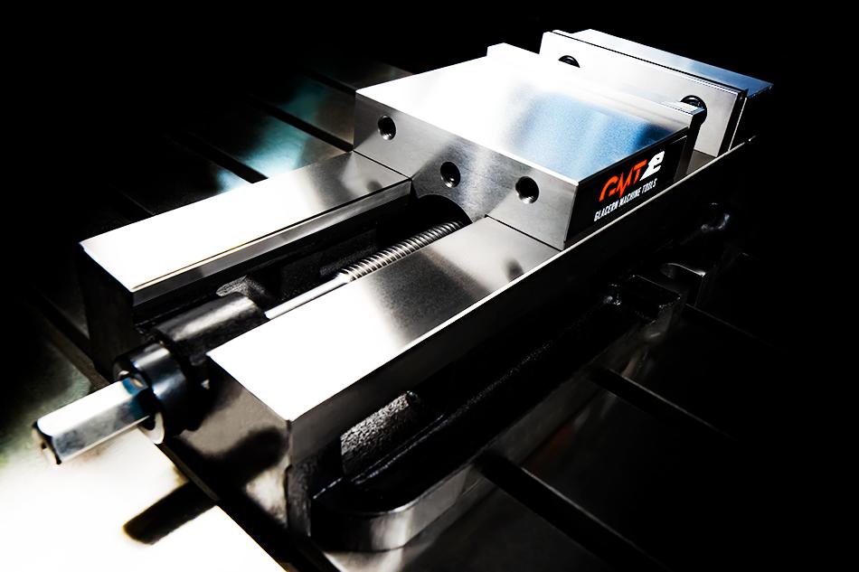 Glacern Machine Tools - GSV-690 6-inch Standard Vise