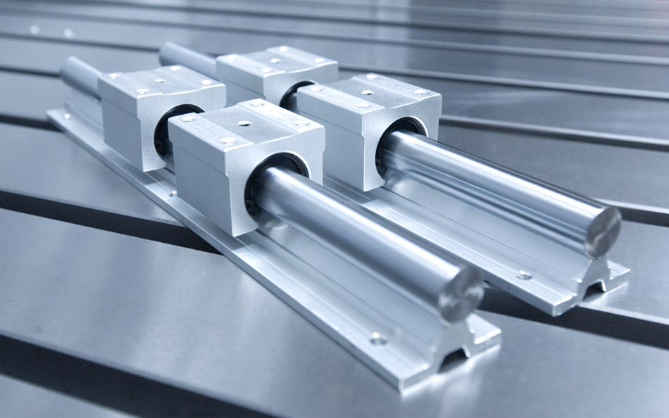 Glacern Machine Tools Linear Rails And Bearings