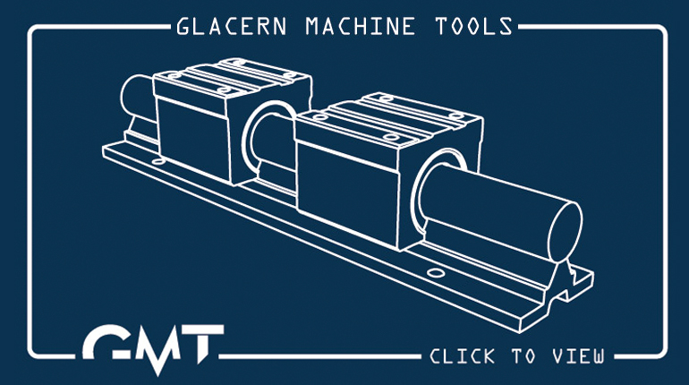 Glacern SBR20 Supported Ball Bearing Linear Rails